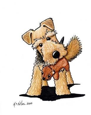 Welsh Terrier clipart #4, Download drawings