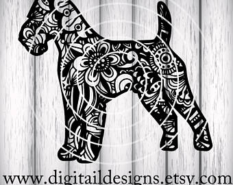 Welsh Terrier svg #11, Download drawings