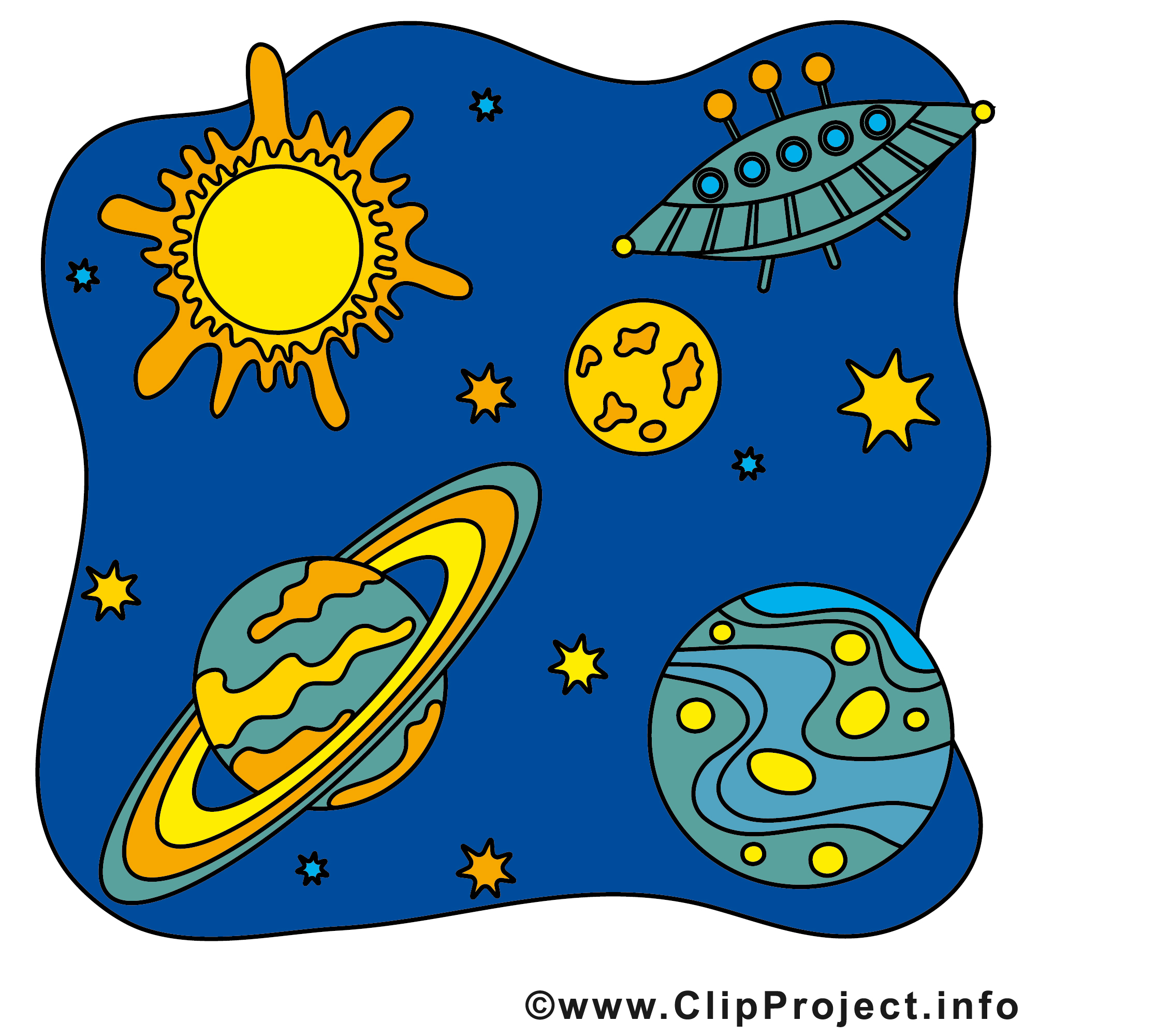 Weltraum clipart #14, Download drawings