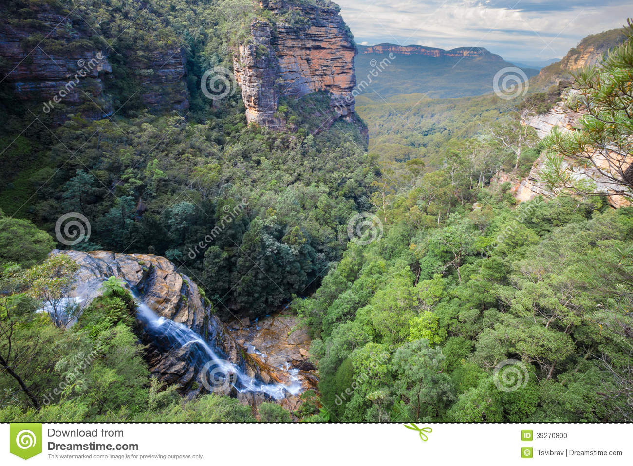 Wentworth Falls clipart #9, Download drawings