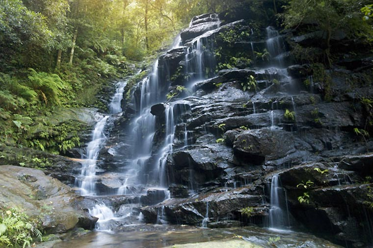 Wentworth Falls clipart #2, Download drawings