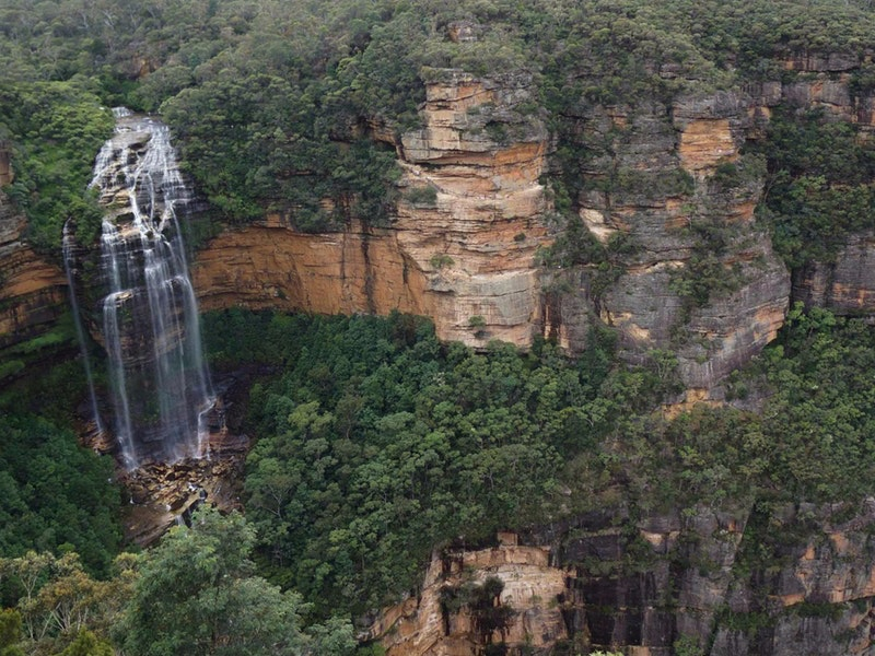 Wentworth Falls svg #12, Download drawings