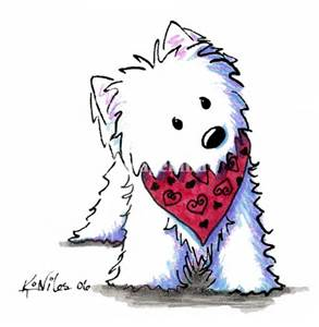 West Highland White Terrier clipart #13, Download drawings