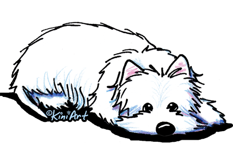 West Highland White Terrier clipart #10, Download drawings