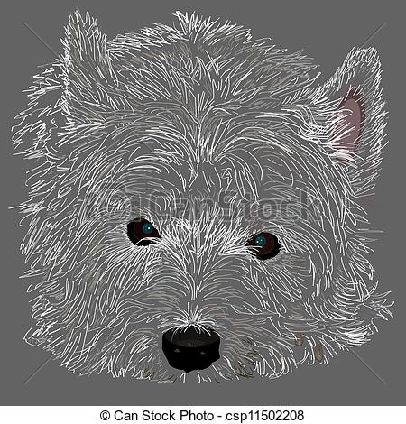 West Highland White Terrier clipart #7, Download drawings