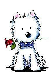 West Highland White Terrier clipart #17, Download drawings