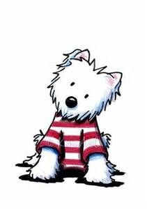 West Highland White Terrier clipart #4, Download drawings