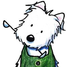 West Highland White Terrier clipart #3, Download drawings