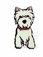 West Highland White Terrier clipart #2, Download drawings