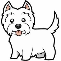 West Highland White Terrier clipart #8, Download drawings