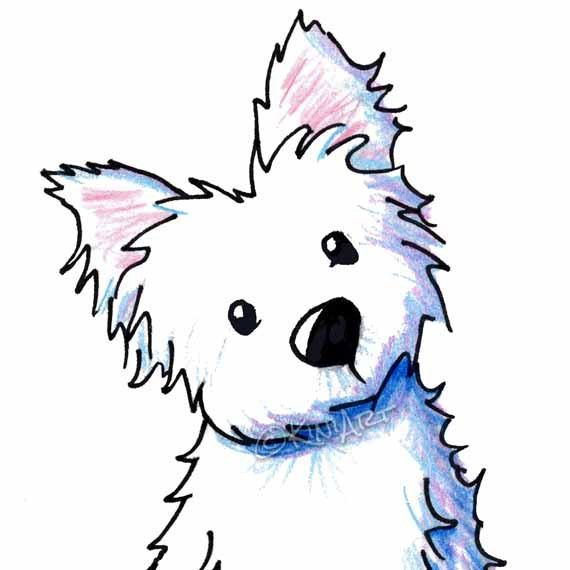 West Highland White Terrier clipart #11, Download drawings