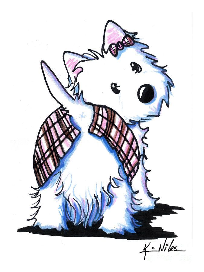 West Highland White Terrier clipart #9, Download drawings