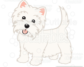 West Highland White Terrier clipart #19, Download drawings