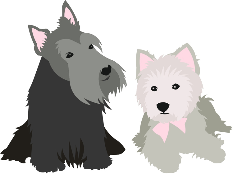 West Highland White Terrier svg #6, Download drawings
