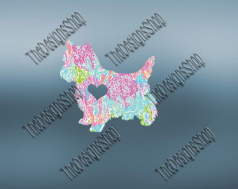 West Highland White Terrier svg #1, Download drawings