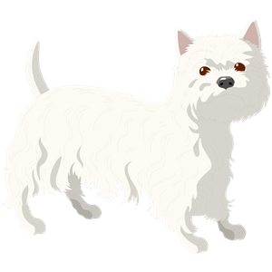 West Highland White Terrier svg #20, Download drawings