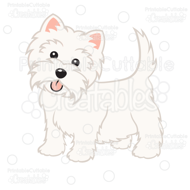West Highland White Terrier svg #11, Download drawings