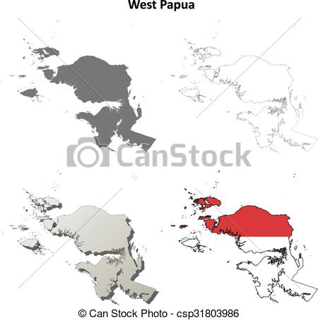West Papua clipart #13, Download drawings