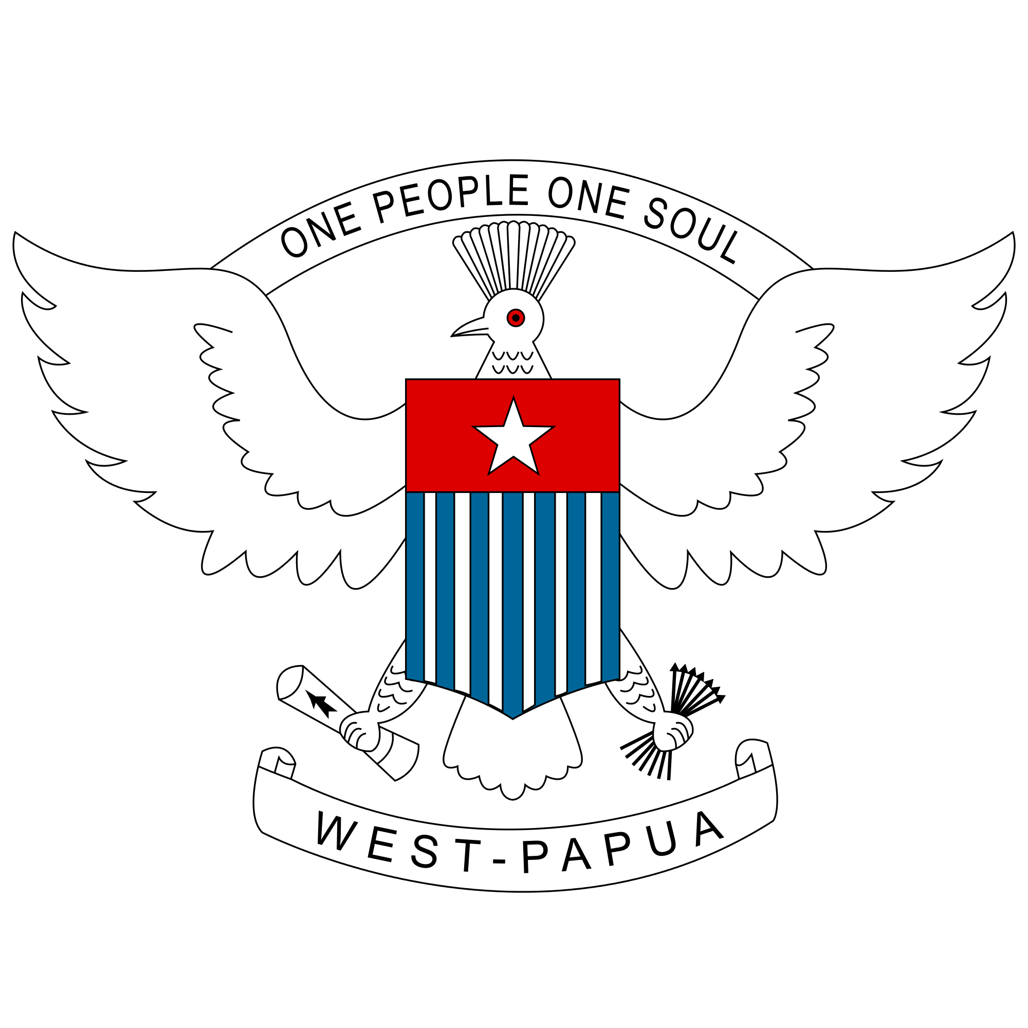 West Papua svg #16, Download drawings