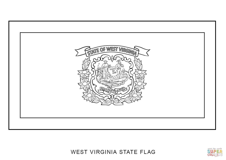 West Virginia coloring #12, Download drawings