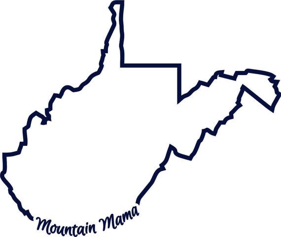 West Virginia svg #13, Download drawings