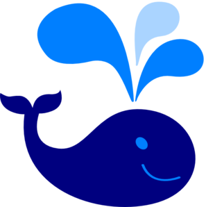 Whale clipart #9, Download drawings