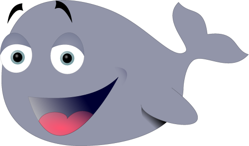 Whale clipart #6, Download drawings