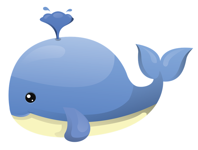 Whale clipart #8, Download drawings