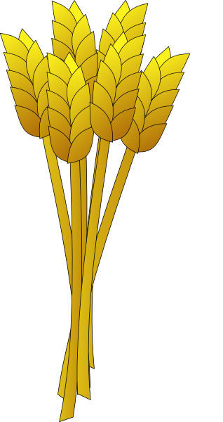 Wheat clipart #2, Download drawings