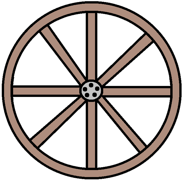 Wheel clipart #15, Download drawings