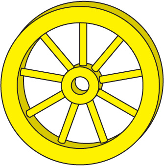 Wheel clipart #20, Download drawings