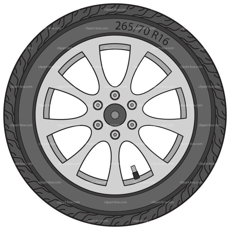 Wheel clipart #16, Download drawings