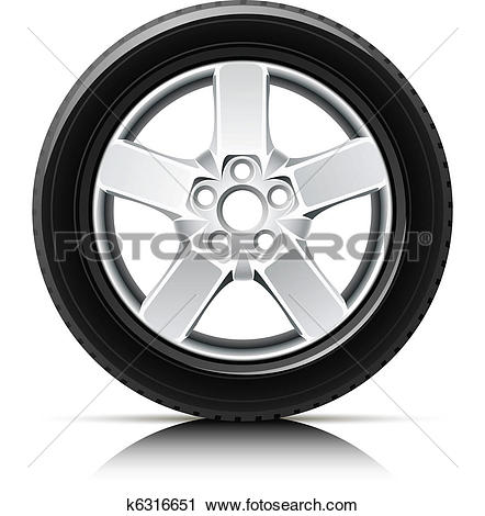 Wheel clipart #1, Download drawings