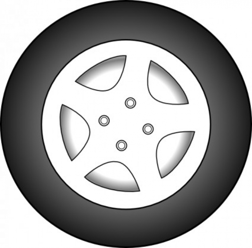 Wheel clipart #17, Download drawings
