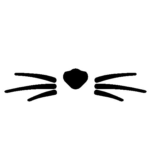 Whiskers clipart #17, Download drawings