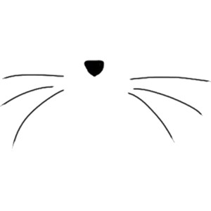 Whiskers clipart #10, Download drawings