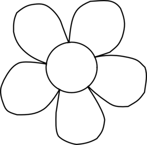 White Flower clipart #18, Download drawings