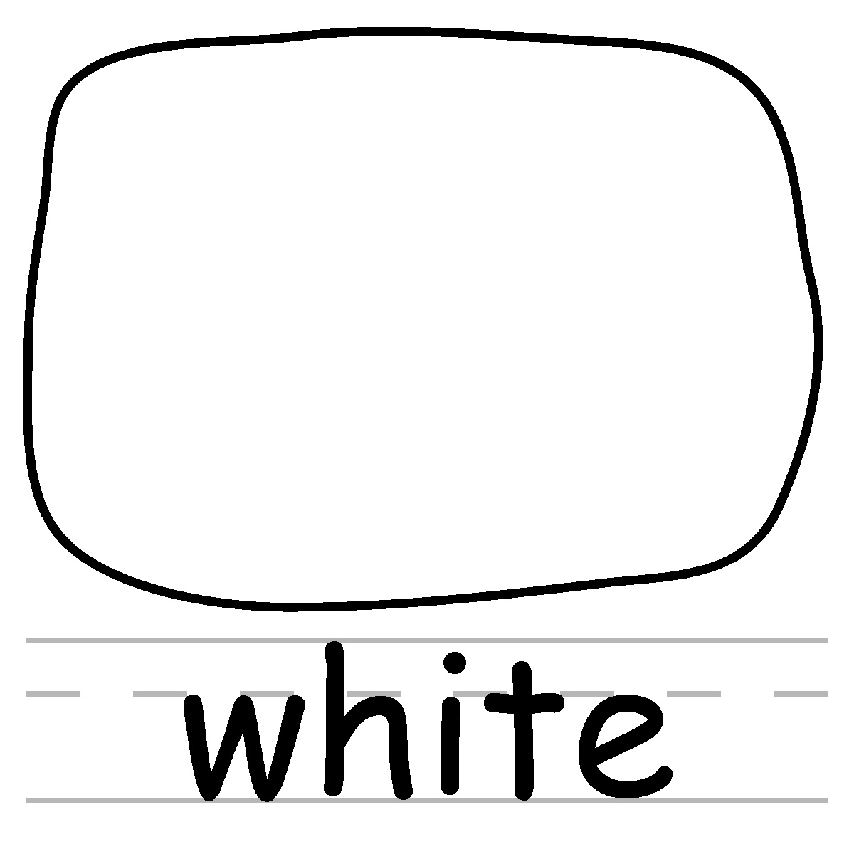 White clipart #14, Download drawings