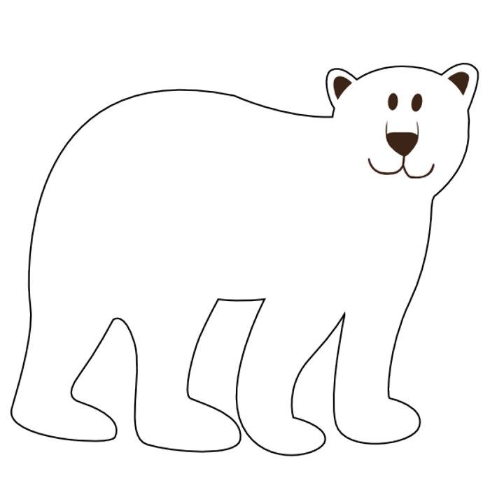 White clipart #18, Download drawings