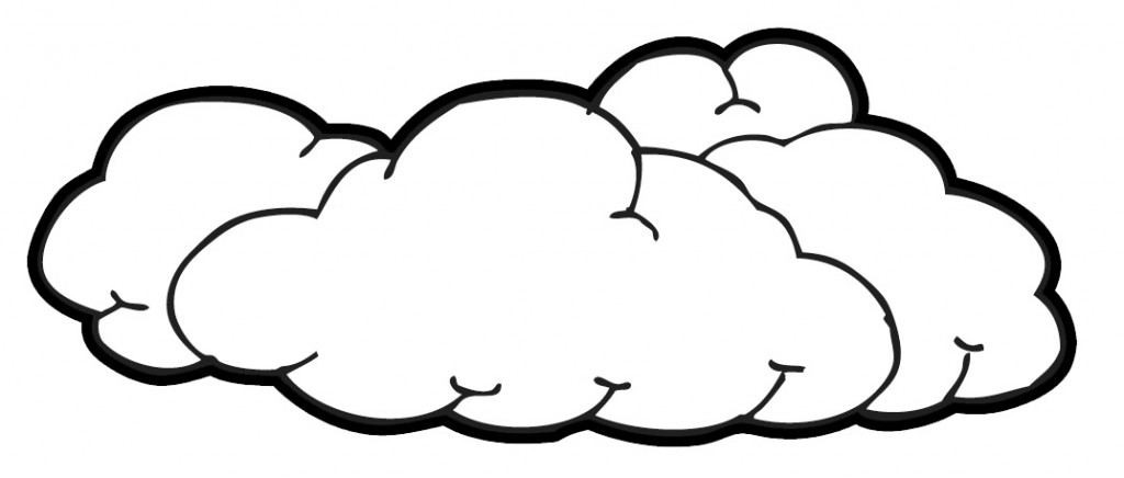 White Cloud clipart #16, Download drawings