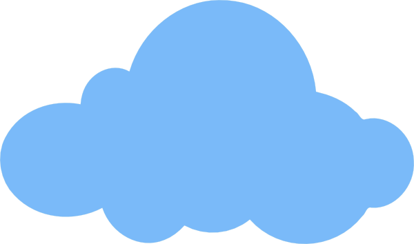 White Cloud clipart #13, Download drawings