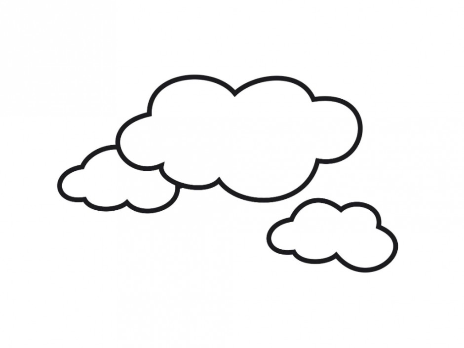 White Cloud clipart #5, Download drawings