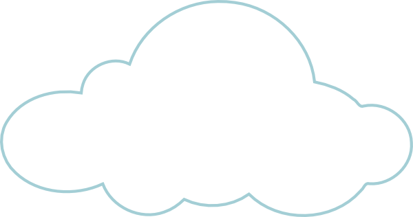 White Cloud clipart #18, Download drawings