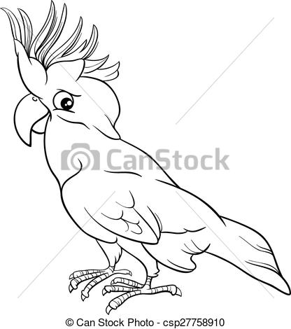 White Cockatoo clipart #13, Download drawings