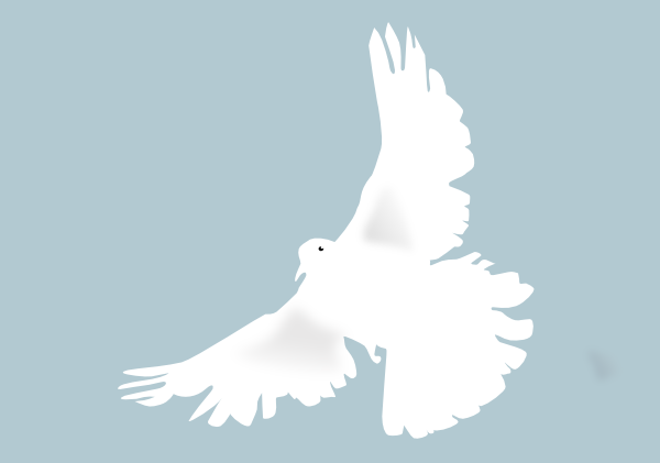 White Dove svg #16, Download drawings
