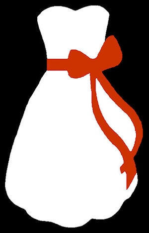 White Dress svg #10, Download drawings