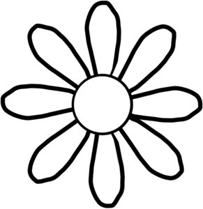 White Flower clipart #8, Download drawings