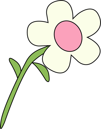 White Flower clipart #1, Download drawings