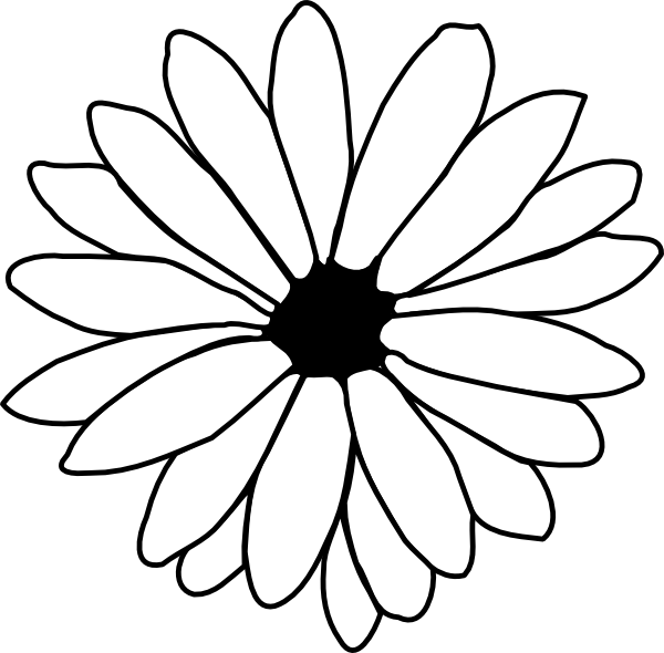 White Flower svg #16, Download drawings