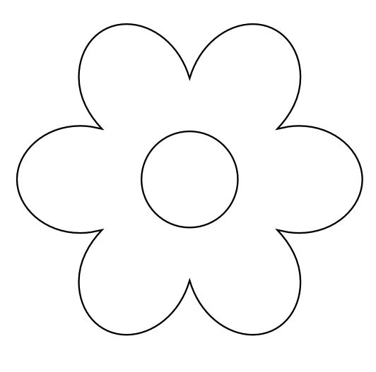 White Flower svg #9, Download drawings